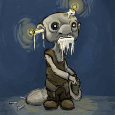 Candle Beggar